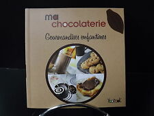 BOOK MA CHOCOLATE FACTORY - Delicacies Childish - YOOCOOK - NEW