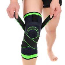 3D Weaving Knee Brace Breathable Sleeve Support for Running Jogging Sport 2017