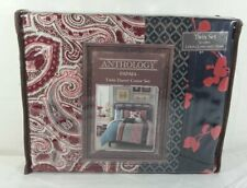 Anthology Padma Twin Duvet Cover Set NEW from Bed Bath & Beyond