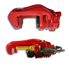 C4 Corvette 1988-1996 All 4 Brake Calipers - Red Powder Coat