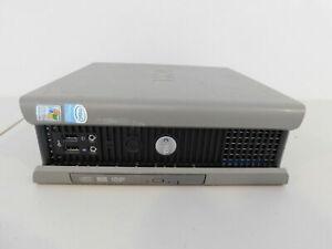 """Small FAST 10"""" Dell OptiPlex GX620 Computer P4 2GB Windows 2000 New 120GB SSD"""