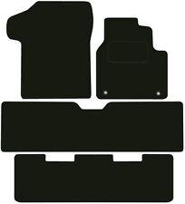 Qualità Su Misura Deluxe Tappetini auto Renault Grand Espace 1997-2003 ** NERO **