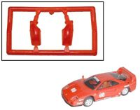 NEW Scalextric Genuine Spares G1193 Wing Mirrors For 1990s Ferrari F40 C310