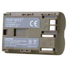 Battery for Canon BP-511a EOS 40D 30D 20D 300D 5D 50D