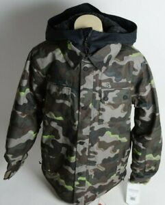 2021 NWT YOUTH VOLCOM NEOLITHIC INSULATED JACKET $170 M Army standard fit