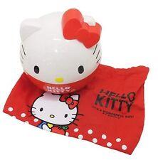 Hello Kitty Ball type lunch box with the drawstring purse kawaii cute