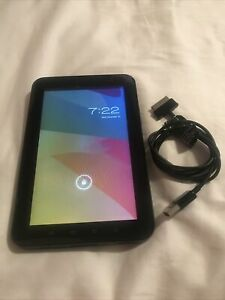 "Samsung Galaxy Tab SCH-I800, Wi-Fi + 2G (Verizon), 7"" - Mystic Black"