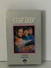 """Star Trek  1966 TV Series VHS Tape, """"The Collectors Edition"""" Two Episodes"""