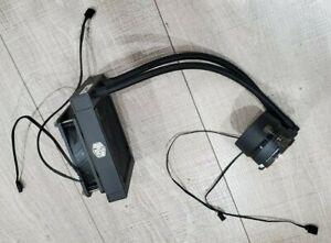 Cooler Master MasterLiquid  Mirror ARGB Close-Loop AIO CPU Liquid Cooler 120mm