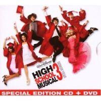 OST/HIGH SCHOOL MUSICAL 3: (CD+DVD)  CD + DVD 16 TRACKS SOUNDTRACK NEU