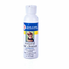 R-7 Natural Ear Cleaner for Dogs Great for floppy ears 4 oz