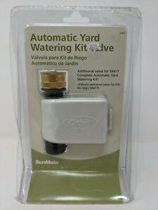 SunMate Automatic Yard Watering Kit Valve 56418 For 56417 Watering Kit