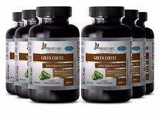 Green Coffee Bean Extract w/GCA 800 - Fat Burn Pills Dietary Supplement 360 Pill
