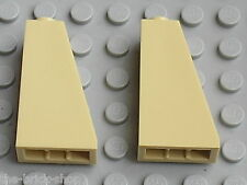 Brique inclinée beige LEGO tan brick 4460 / 7623 3828 7627 4768 7306 7155 4729