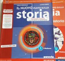 IL NUOVO PUNTO SULLA STORIA VOL. 1 - EDIZIONE ROSSA PARAVIA ISBN 9788839521279