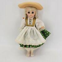 "Vintage Madame Alexander ""Heidi"" 12″ Doll"
