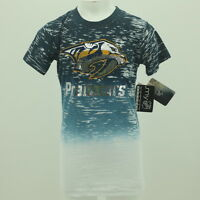 Nashville Predators official NHL Youth Girls Size Sheer T-shirt New With Tags