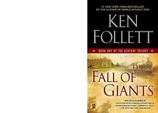 Fall Of Giants: Book One Of The Century Trilogy: By Ken Follett