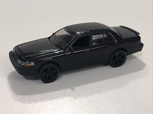 GREENLIGHT BLACK BANDIT 2003 MERCURY MARAUDER