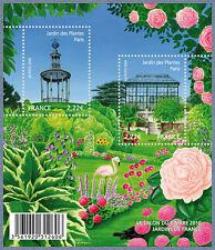 2009//BLOC TIMBRE FRANCE NEUF**JARDIN DES PLANTES-PARIS**STAMP.Y/T.F4384