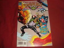 SKRULL KILL KREW #4 Grant Morrison Mark Millar Steve Yeowell Marvel Comics NM