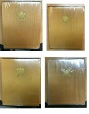 Vatican Wah House Fanhua Building Volumes 1-4 Hardcover Chinese Editions