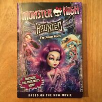 Monster High: The Creepy-Cool Collection of Junior Novels, 4 Books (2015)