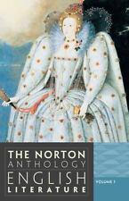 The Norton Anthology of English Literature (Ninth Edition) (Vol. 1) 9th Edition