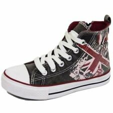 Chaussures en toile pour garçon de 2 à 16 ans Pointure 31