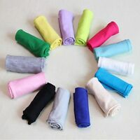20 Colors Cosy Women Girl Arm Warmer Cotton Long Fingerless Gloves