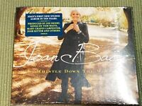 JOAN BAEZ WHISTLE DOWN THE WIND 10 TRACK NEW FACTORY SEALED CD FREE SHIPPING