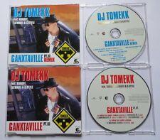 DJ Tomekk feat. Kurupt, Tatwaffe & G-Style - Ganxtaville Pt.III 2 MCD Remix