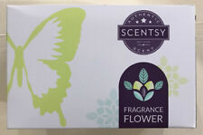 Scentsy Fragrance Flower GO GO MANGO Wickless Scent Votive Essential Oils