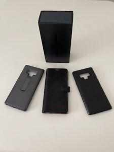 Samsung Galaxy Note9 SM-N960 - 512GB - Midnight Black (EE) (Single SIM)