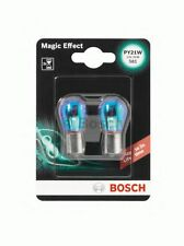 Bosch 1987301025 PY21W 12 V/21 W Lámpara Bombilla Coche Señal reemplaza 0 986 GL0 384