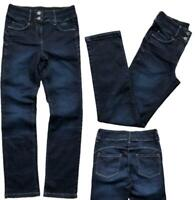 NEW! NEXT Ladies Dark Blue High Rise LIFT, SLIM & SHAPE Straight Jeans ALL SIZES