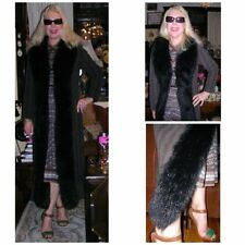 Faux Fur Winter Trench Coats & Jackets for Women