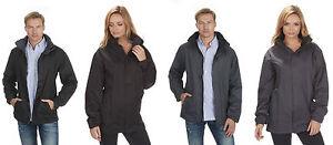 Mens / Ladies / Adults Baum Country Clothing Waterproof Jacket / Coat with Hood