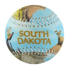 South Dakota Souvenir Baseball