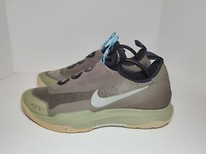 Mens Nike ACG Zoom Air AO Trail Shoes Khaki/Olive Grey #CT2898-201 Sz 12 DS
