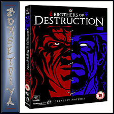 WWE: BROTHERS OF DESTRUCTION **BRAND NEW DVD **