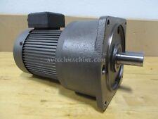 Sesame Motor Chip Auger G14V750U-100 3 Phase 220V/440V Ratio 1:100