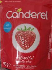 Canderel Nachfüllpackung 90g Streusüsse Süßstoff Aspartam Tafelsüsse Süsstoff