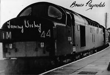 More details for the great train robbery - bruce reynolds & tommy wisby hand signed photograph