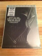 Star Wars Trilogy (DVD, 2004, 4-Disc Set, Widescreen)NEW Authentic US RELEASE