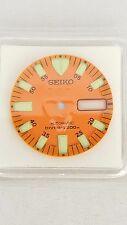 SEIKO DIVER ORANGE DIAL for SKX781 7S26 0350 SEIKO MONSTER SKX781K1 SKXA37P9