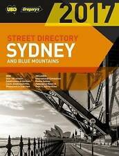 Sydney & Blue Mountains Street Directory 2017 53rd ed: including Truckies by UBD