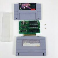 Final Fantasy III (Super Nintendo, SNES) Authentic, Works Perfect & Tested Saves