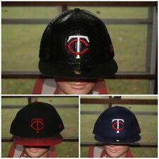 3a6c23f49d0914 Minnesota Twins Unisex Adults' Sports Fan Cap, Hats | eBay