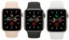 Reloj de Apple serie 5 40mm 44mm Gps + Celular 4G LTE Oro Gris Espacial Plata Menta